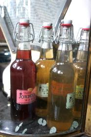 saftflaskor