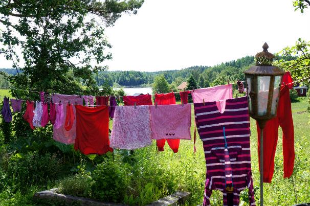 tvätt